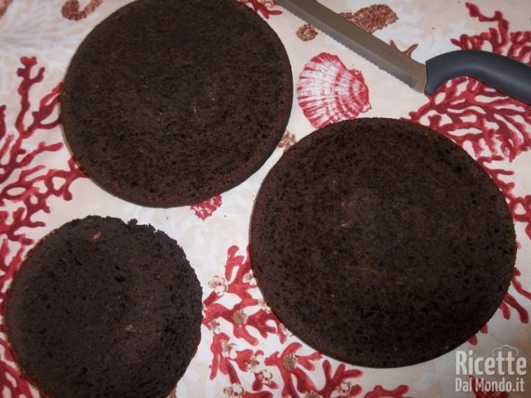 Torta al Cioccolato per Bambini 2