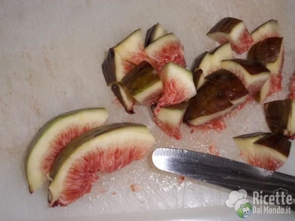 Tartellette con mascarpone e fichi caramellati 2