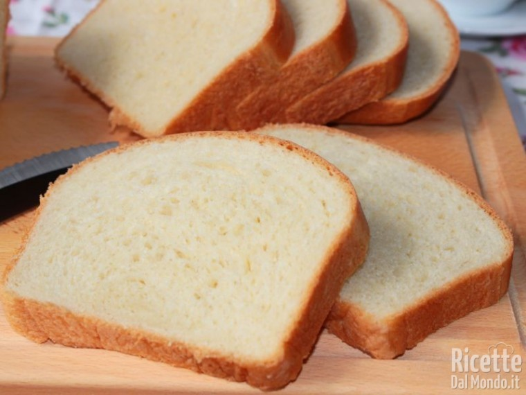 Pane in Cassetta (o Pan Carrè)