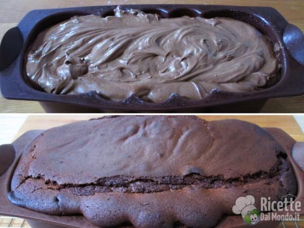 Plumcake soffice al cioccolato 5