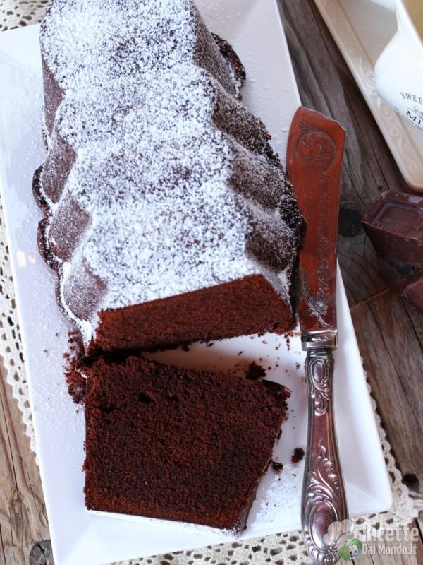 Plumcake soffice al cioccolato 6