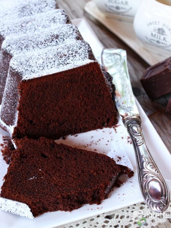Plumcake soffice al cioccolato 7