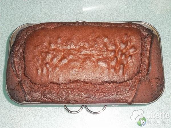 Plumcake soffice al cioccolato 9