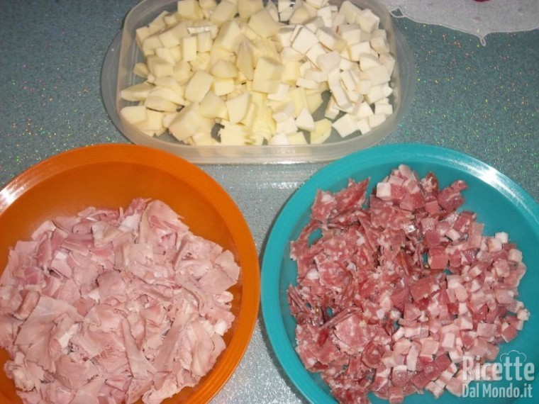 Ciambellone babà rustico salato 2