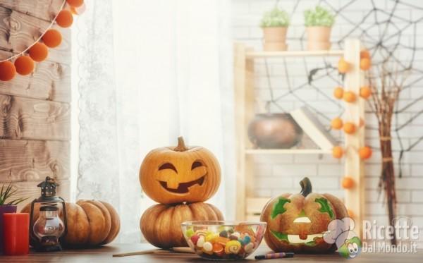 Come organizzare la festa di Halloween: la casa