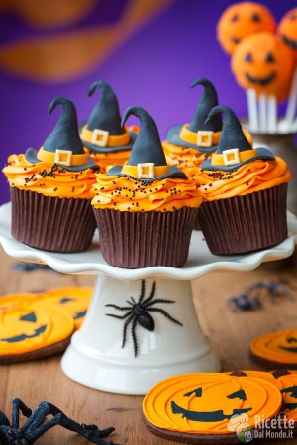 Come organizzare la festa di Halloween: cupcakes