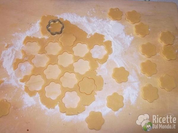 Biscotti di pasta frolla 3