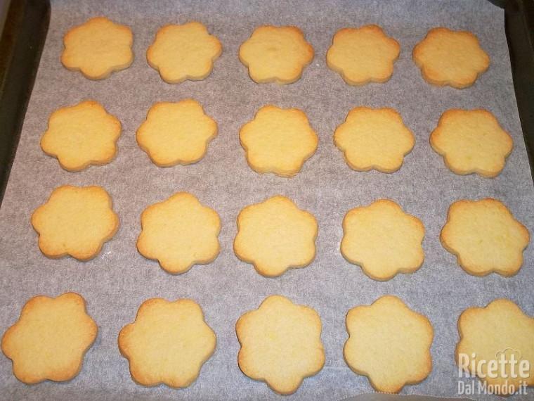 Biscotti di pasta frolla 5