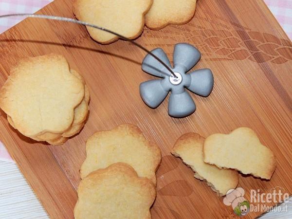 Come fare i biscotti al burro