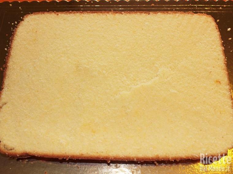 Come fare la sponge cake