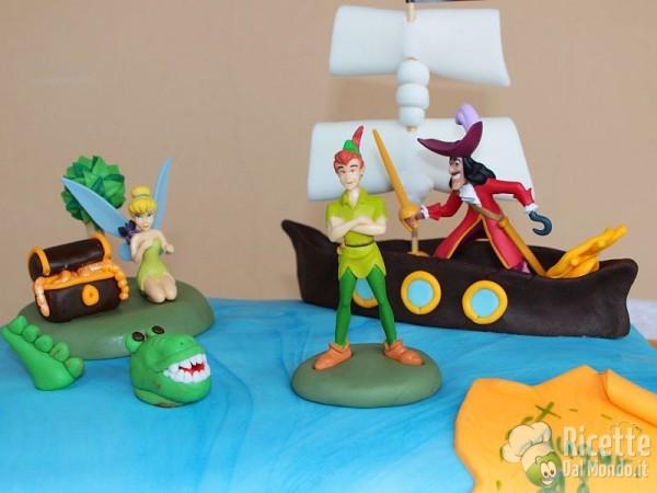 Come fare la torta di Peter Pan