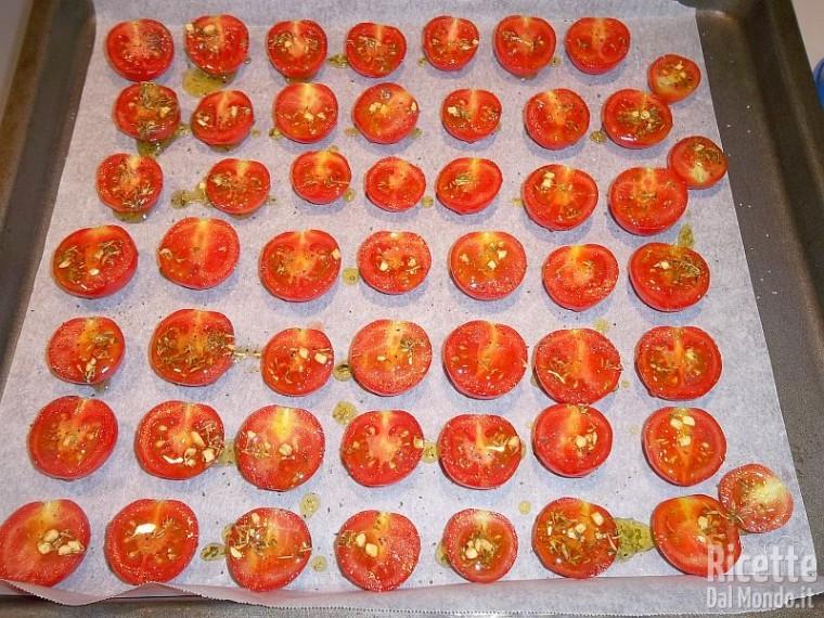 Spaghetti ai pomodorini 3
