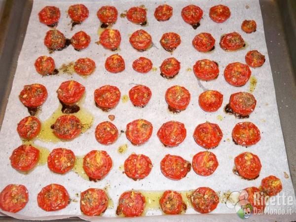 Spaghetti ai pomodorini 4