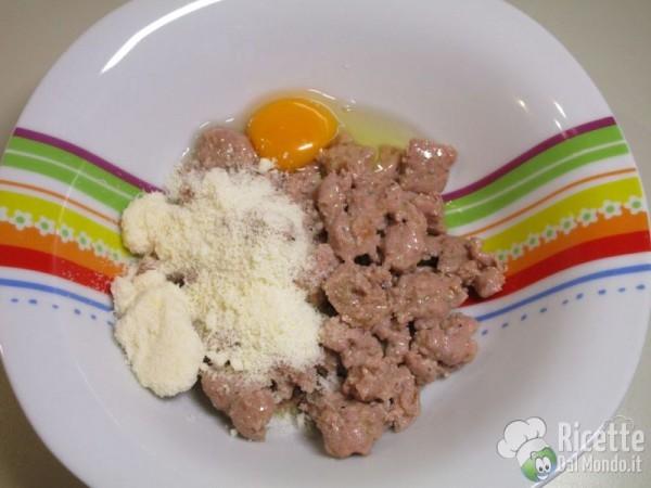 Involtini verza, salsiccia e provola 8