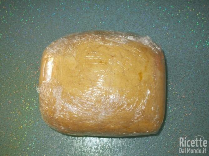 Biscotti di pan di zenzero - gingerbread man 5