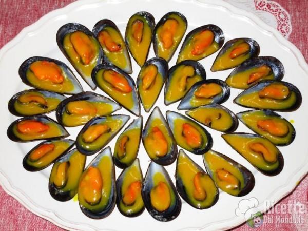 Cozze in salsa di zafferano 7