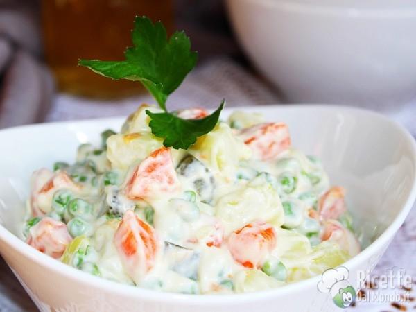 Ricetta insalata russa