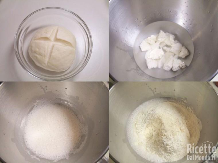 Pane cafone con lievito madre 2