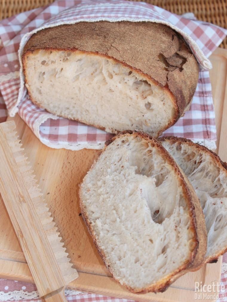 Come fare il pane cafone