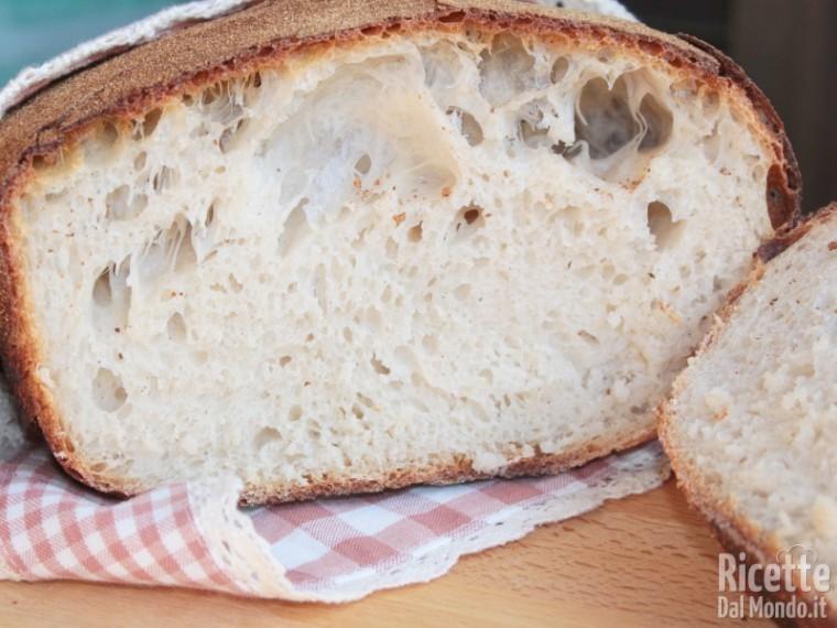Pane cafone fatto in casa