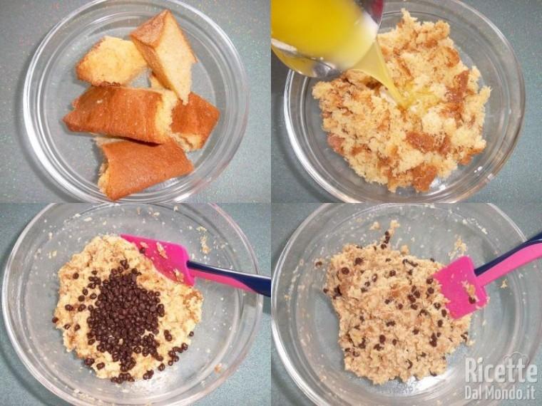 Muffin di pandoro 2