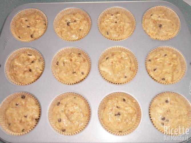 Muffin al pandoro 6