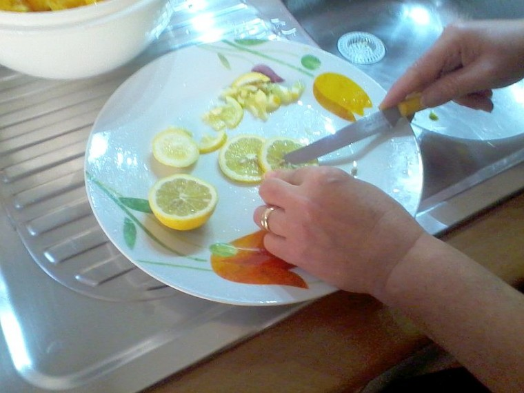 Marmellata di arance con il Bimby 4