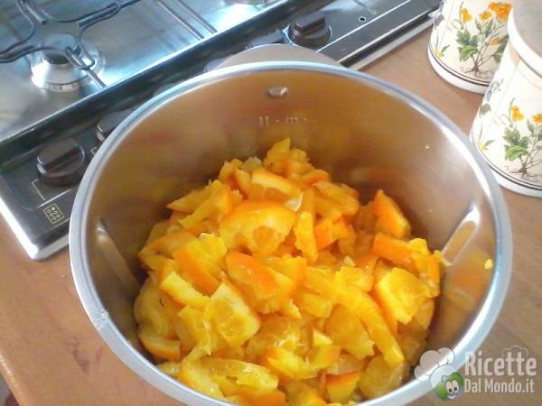Marmellata di arance con il Bimby 5