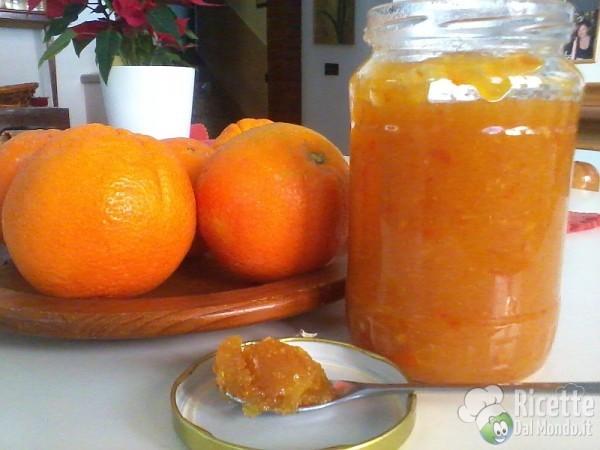 Ricetta marmellata di arance con il Bimby