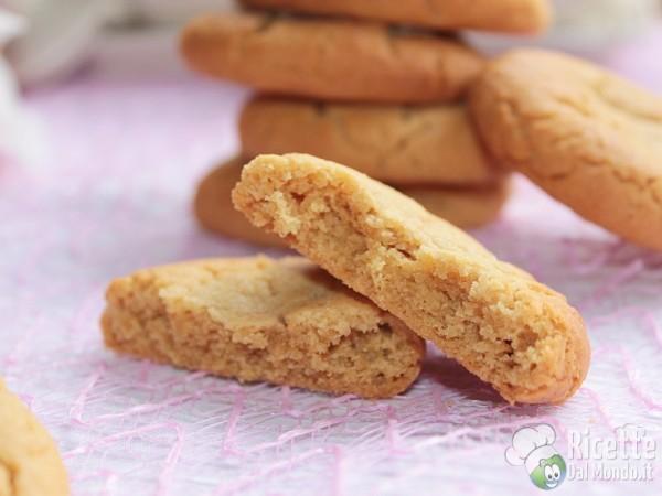 Molto Cookies al burro di arachidi | RicetteDalMondo.it XD29