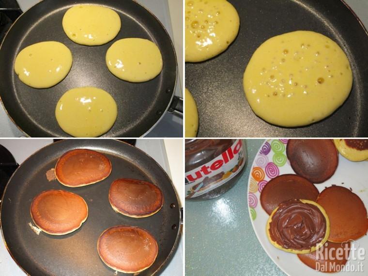 Pancakes giapponesi 3