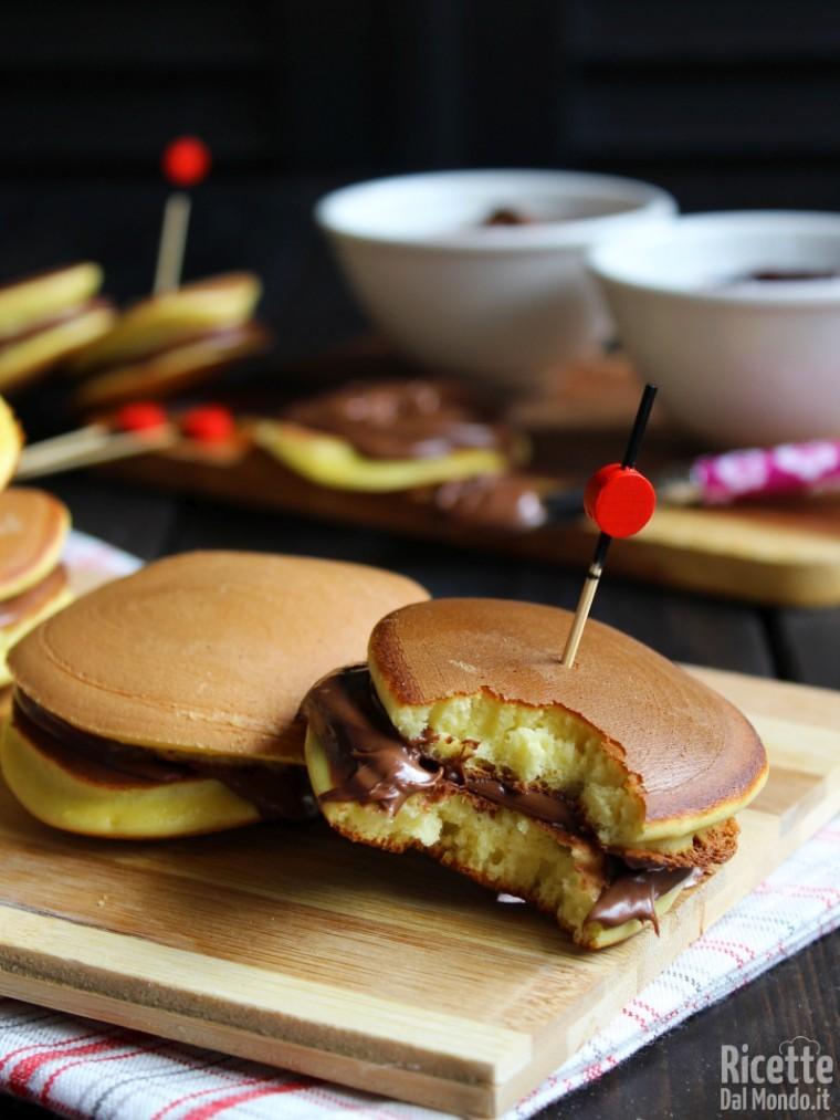 Pancakes giapponesi 4