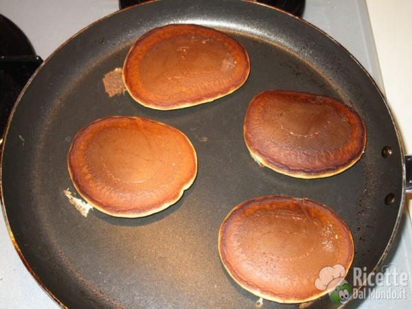 Pancakes giapponesi 8