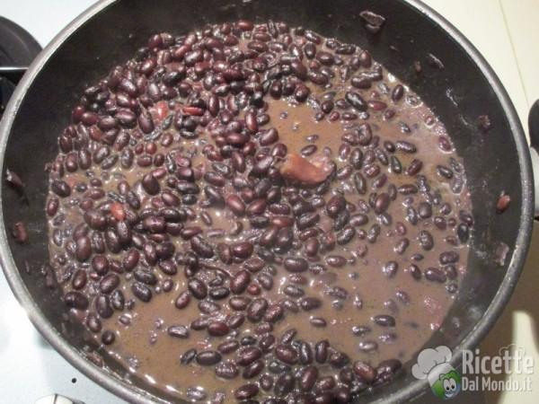 Crema di fagioli neri 7