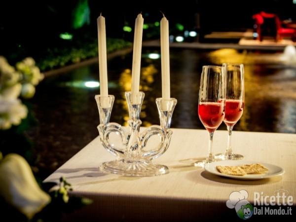 Come organizzare la cena di san valentino