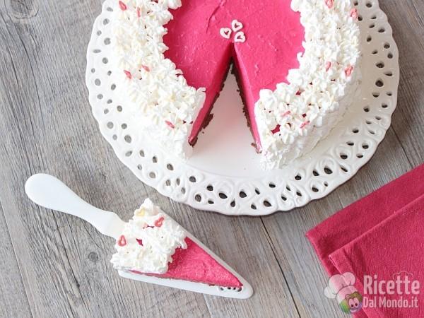 Ricetta red velvet cheesecake 18