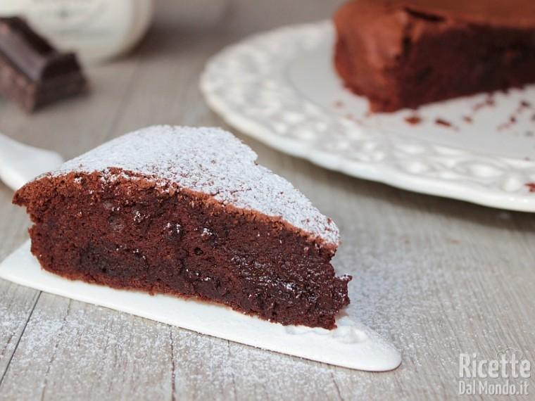 Ricetta torta tenerina Bimby