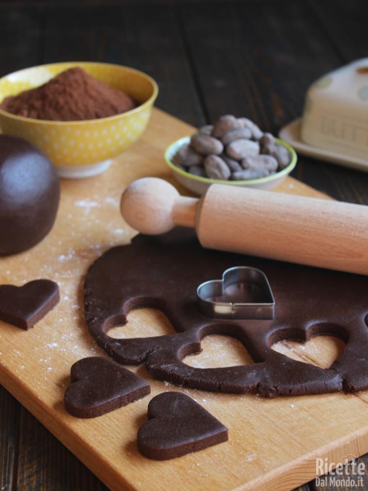 Come fare la Pasta frolla al cacao
