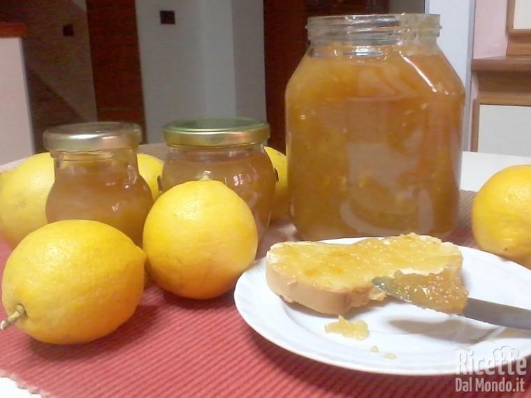 Marmellata di limoni Bimby 5
