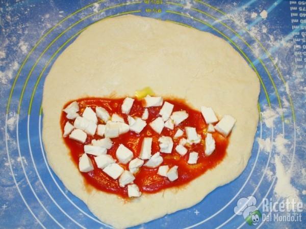 Calzoni al forno al pomodoro 6