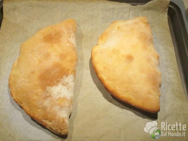 Calzoni al forno al pomodoro 10