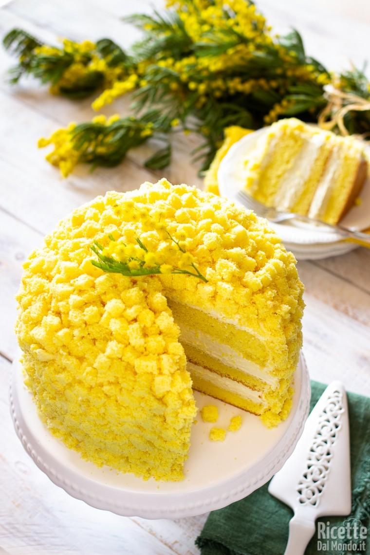 Torta mimosa 20