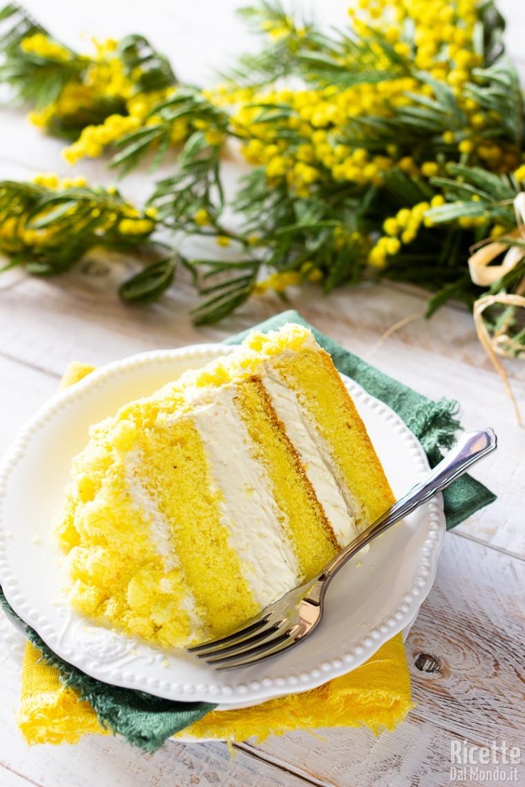 Torta mimosa 21