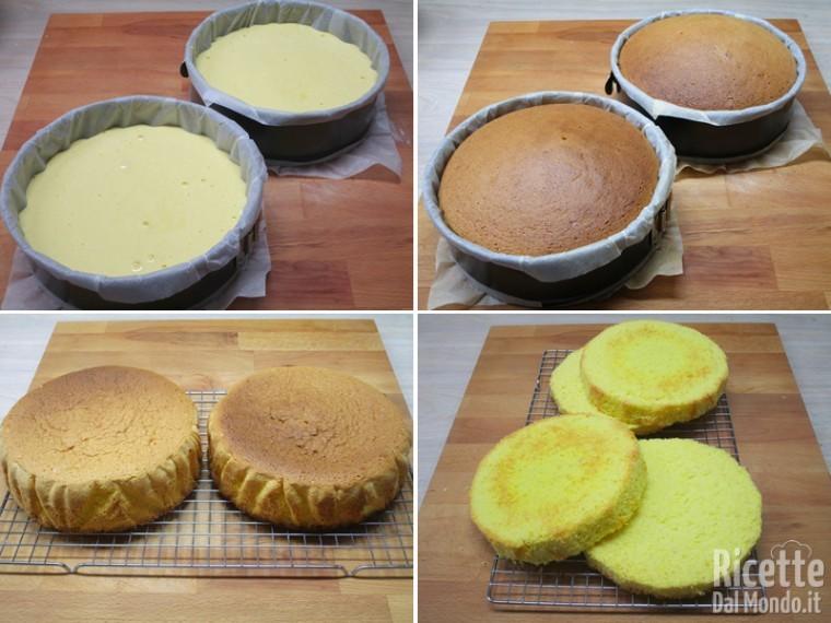 Torta mimosa 4