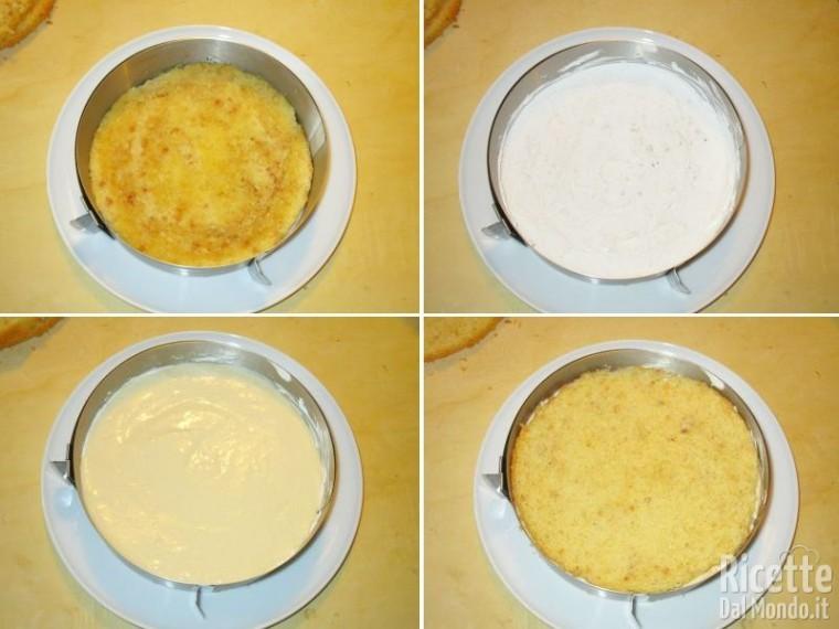 Torta mimosa Bimby 5