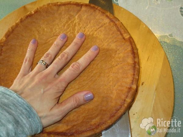 Come tagliare il pan di spagna 3