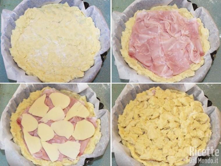 Sbriciolata di patate 5