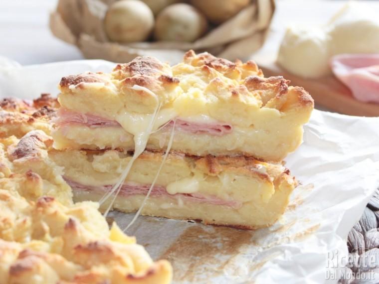 Ricetta sbriciolata di patate