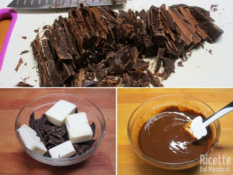 Torta al cioccolato 3