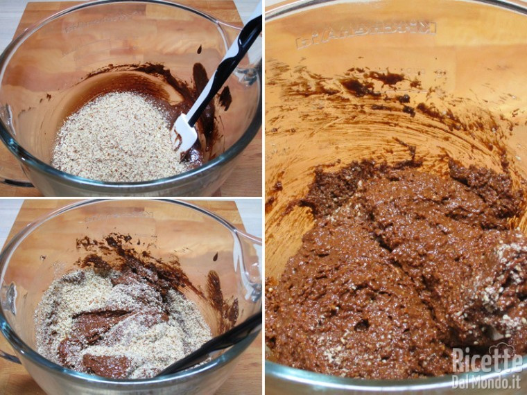 Torta al cioccolato 5